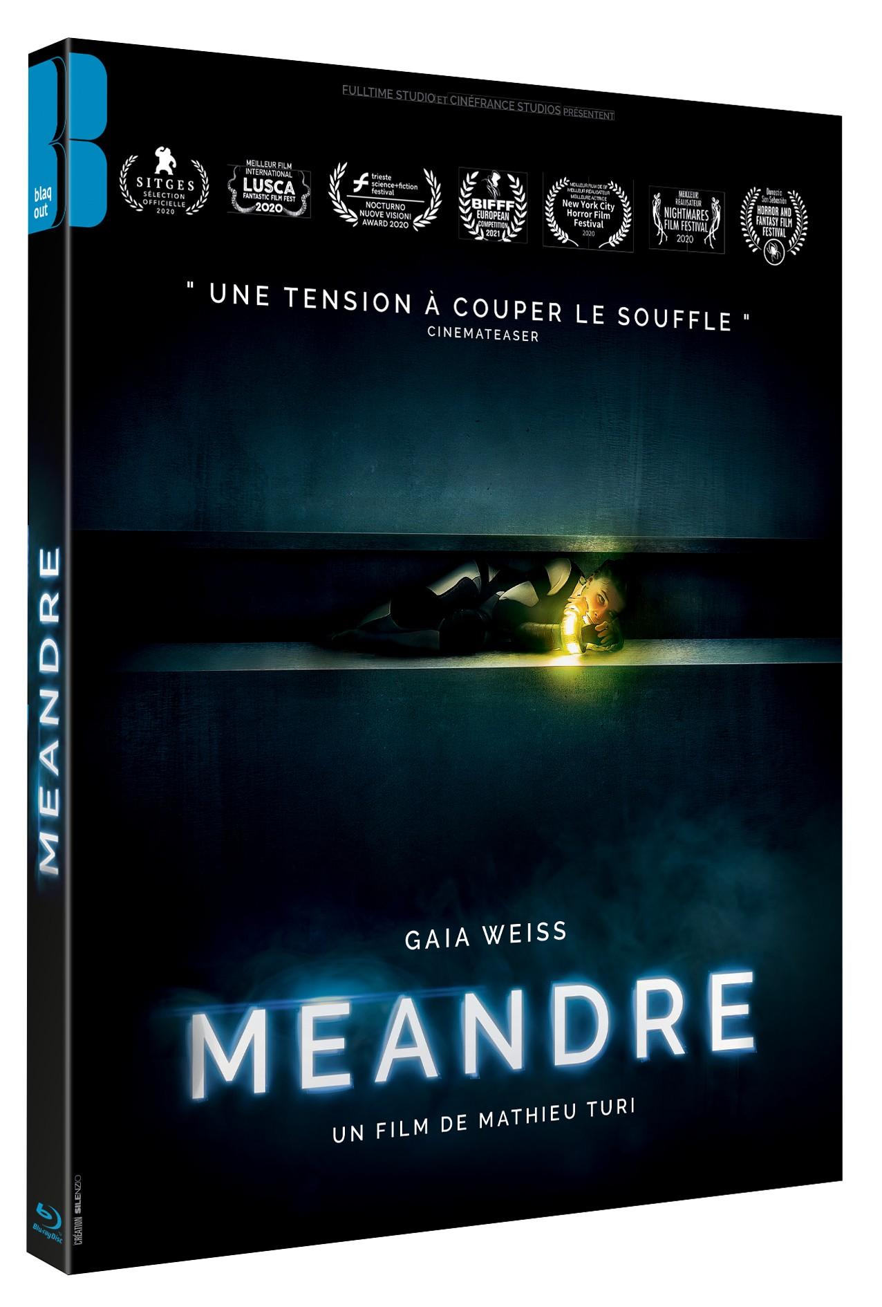 MEANDRE - BRD
