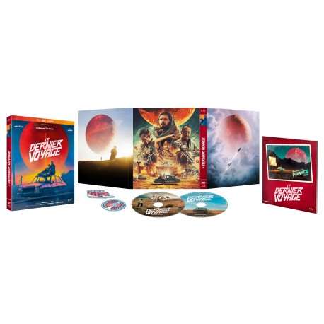 LE DERNIER VOYAGE - BRD + DVD