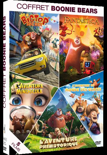 BOONIE BEARS 5 FILMS