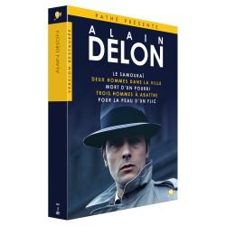 COFFRET ALAIN DELON
