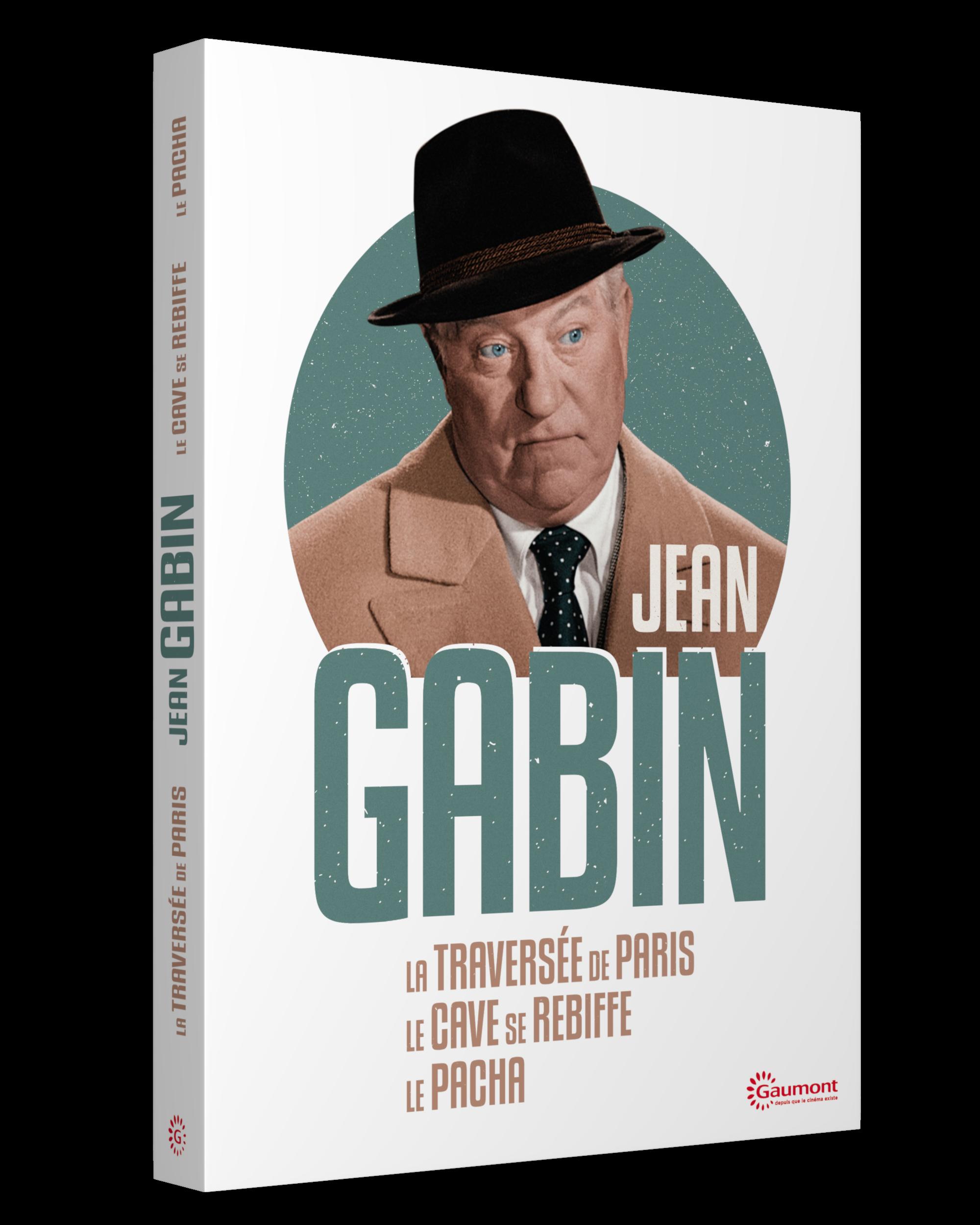COFFRET JEAN GABIN