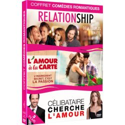 COMEDIES ROMANTIQUES : AMOUR A LA CARTE / RELATIONSHIP / CELIBATAIRE CHERCHE L'AMOUR