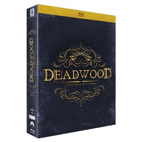 DEADWOOD - SERIE S01 À S03 - BRD