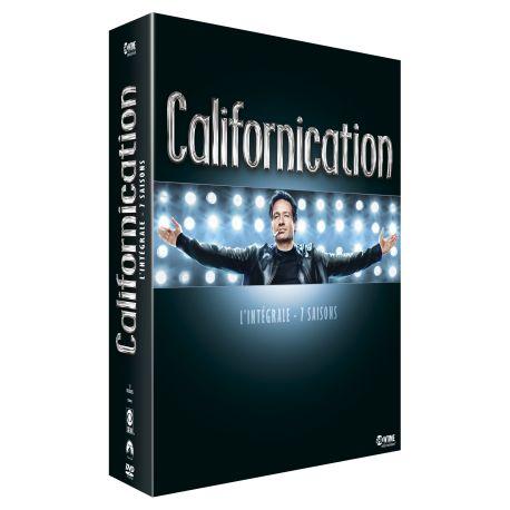 CALIFORNICATION - L'INTEGRALE SAISONS 1 À 7