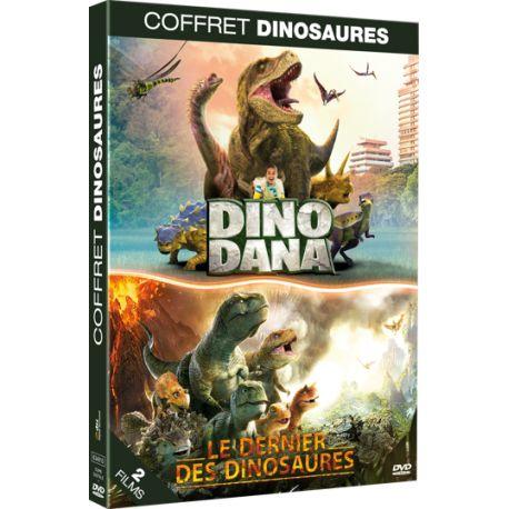 DINOSAURES : DINO DANA / LE DERNIER DES DINOSAURES