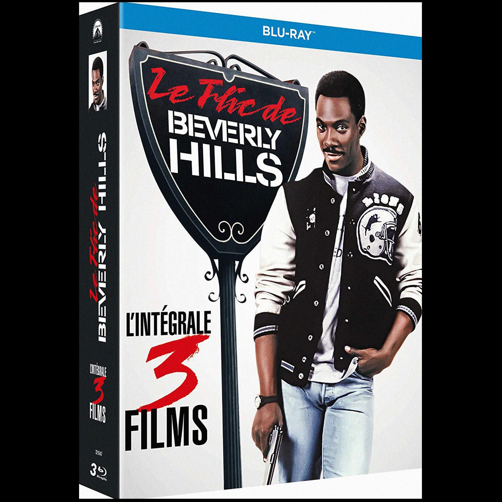 LE FLIC DE BEVERLY HILLS TRILOGIE - BRD