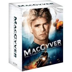 MACGYVER - 1985 À 1992 - L'INTEGRALE