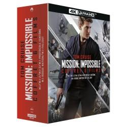 MISSION : IMPOSSIBLE - L'INTÉGRAL - BD UHD 4K