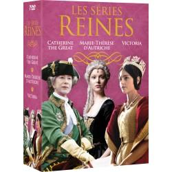3 GRANDES REINES : MARIE-THÉRÈSE D'AUTRICHE / CATHERINE THE GREAT / VICTORIA
