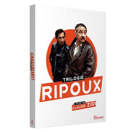 TRILOGIE LES RIPOUX - TRILOGIE