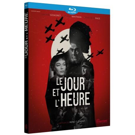 LE JOUR ET L'HEURE - GC BLU-RAY