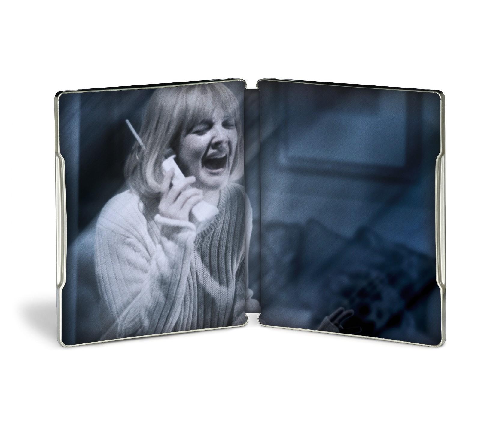 SCREAM - BRD UHD 4K STEELBOOK EDITION LIMITEE