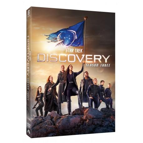 STAR TREK DISCOVERY SAISON 3