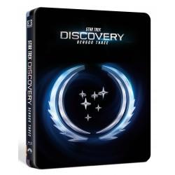 STAR TREK DISCOVERY SAISON 3 - STEELBOOK ÉDITION LIMITÉE BRD
