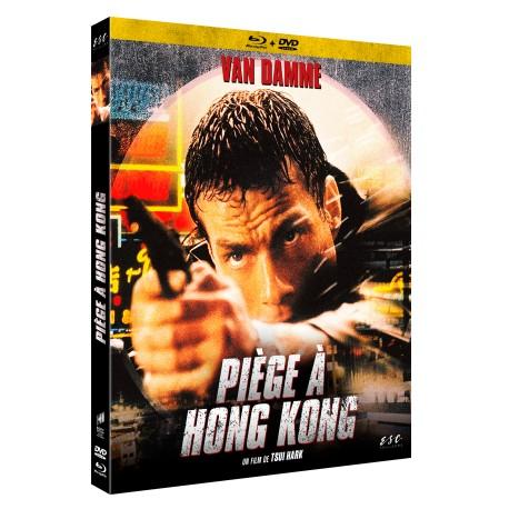 PIEGE A HONG KONG ÉDITION LIMITÉE - DVD + BRD