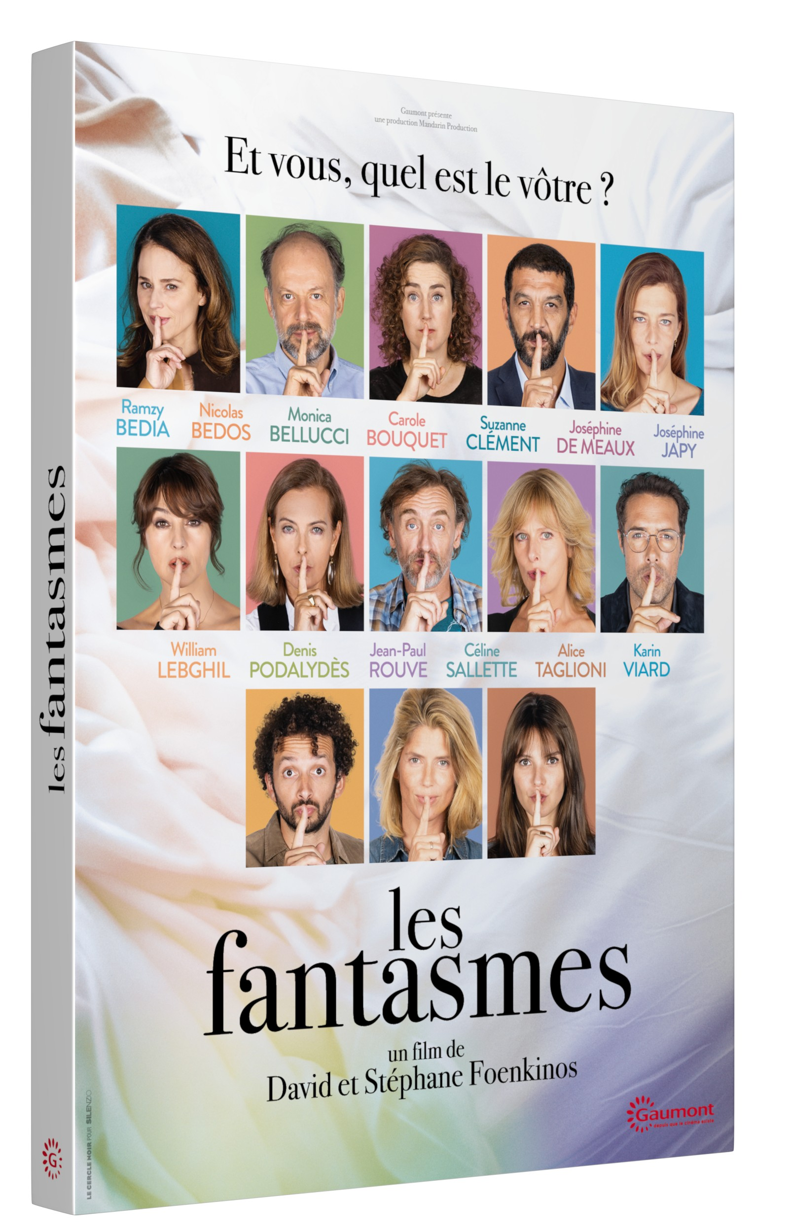 LES FANTASMES - DVD