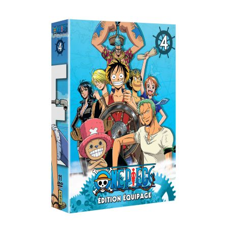 ONE PIECE - EDITION EQUIPAGE 4