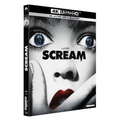 SCREAM - COMBO UHD 4K + BRD