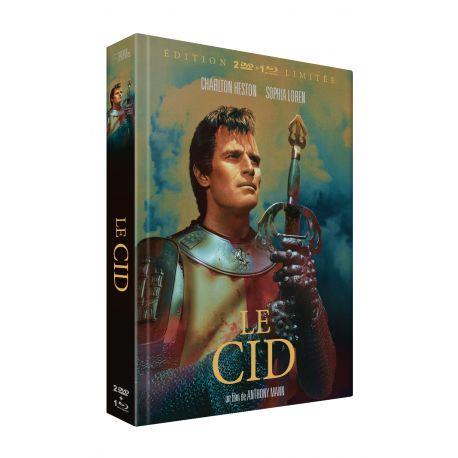 LE CID - COMBO EDITION LIMITEE