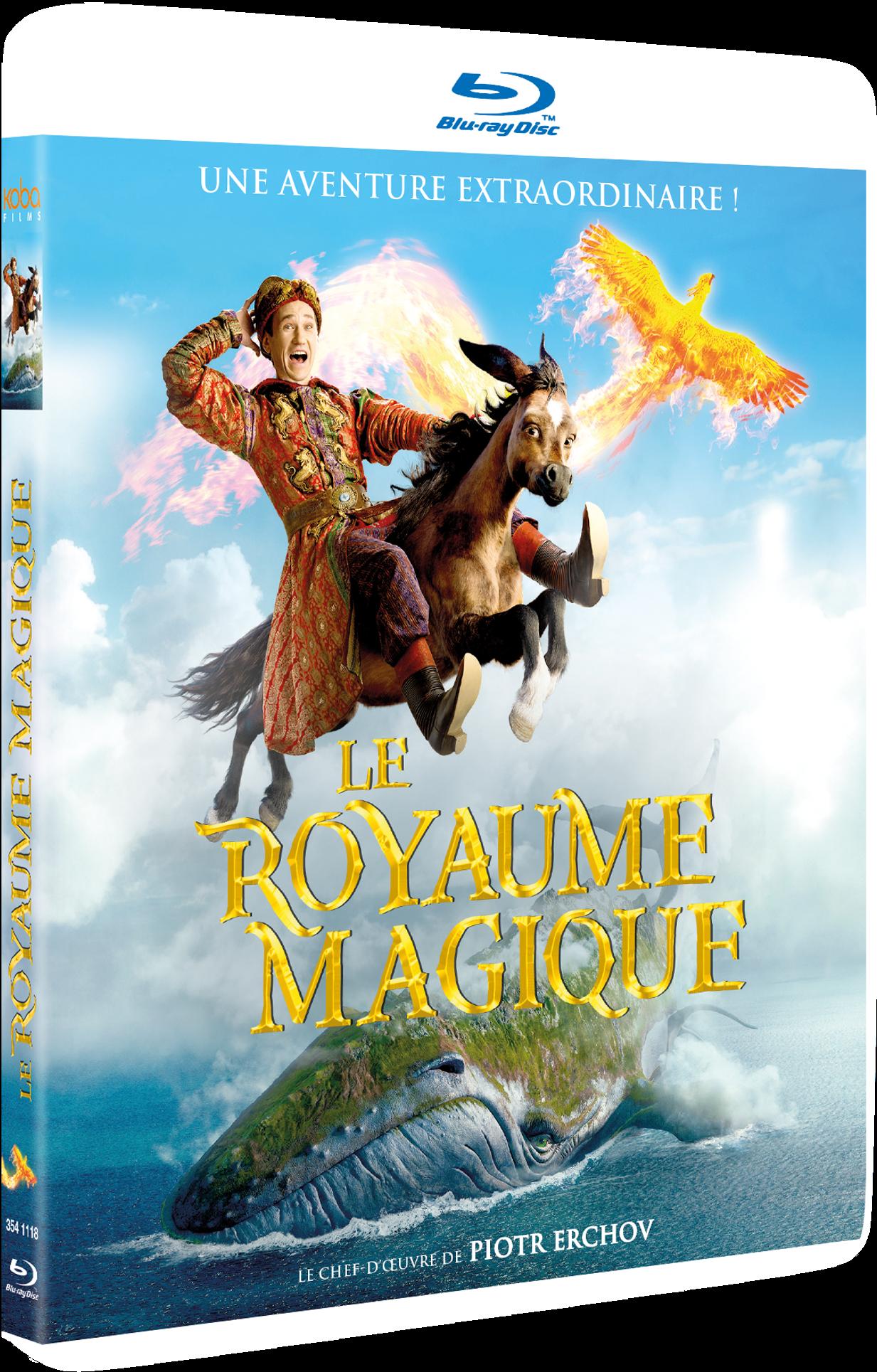 LE ROYAUME MAGIQUE - BRD
