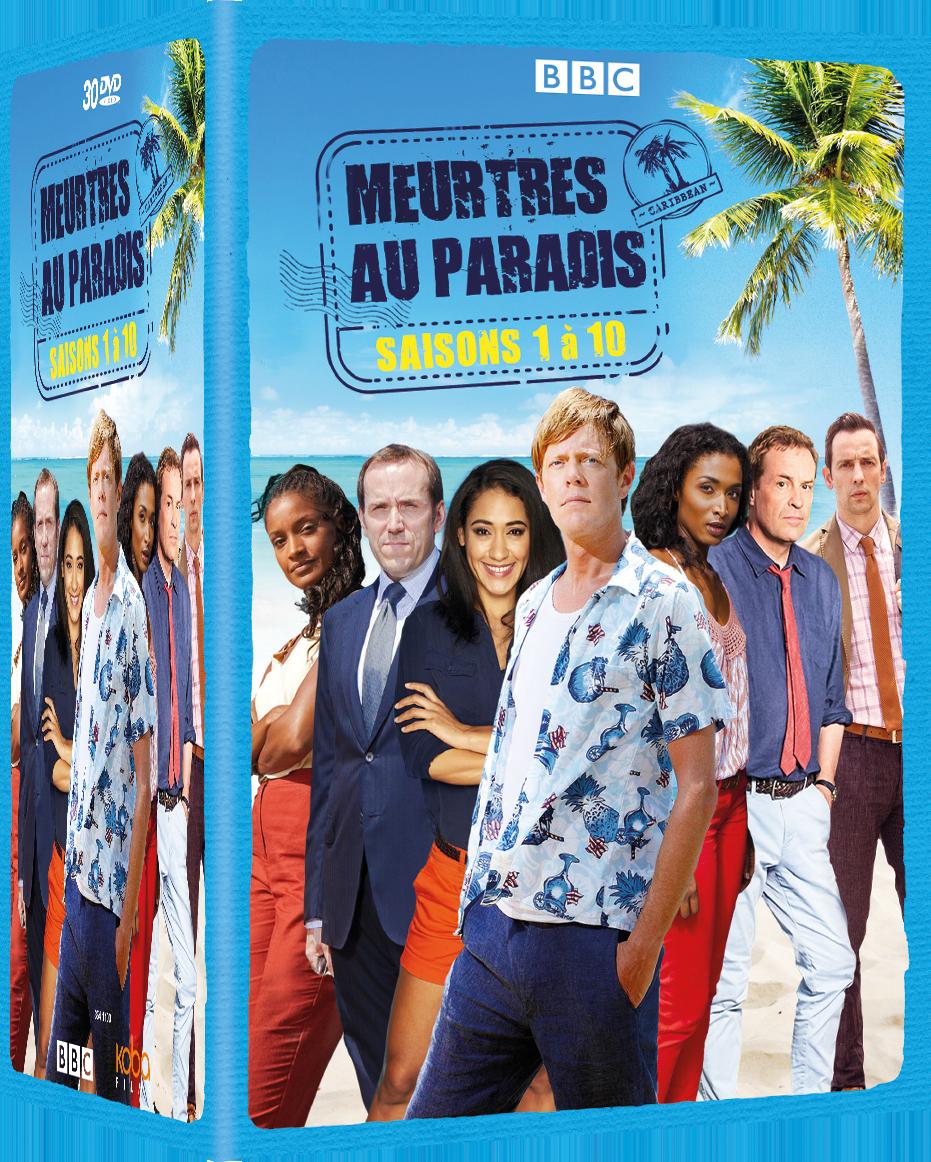 MEURTRES AU PARADIS - SAISONS 1 A 10