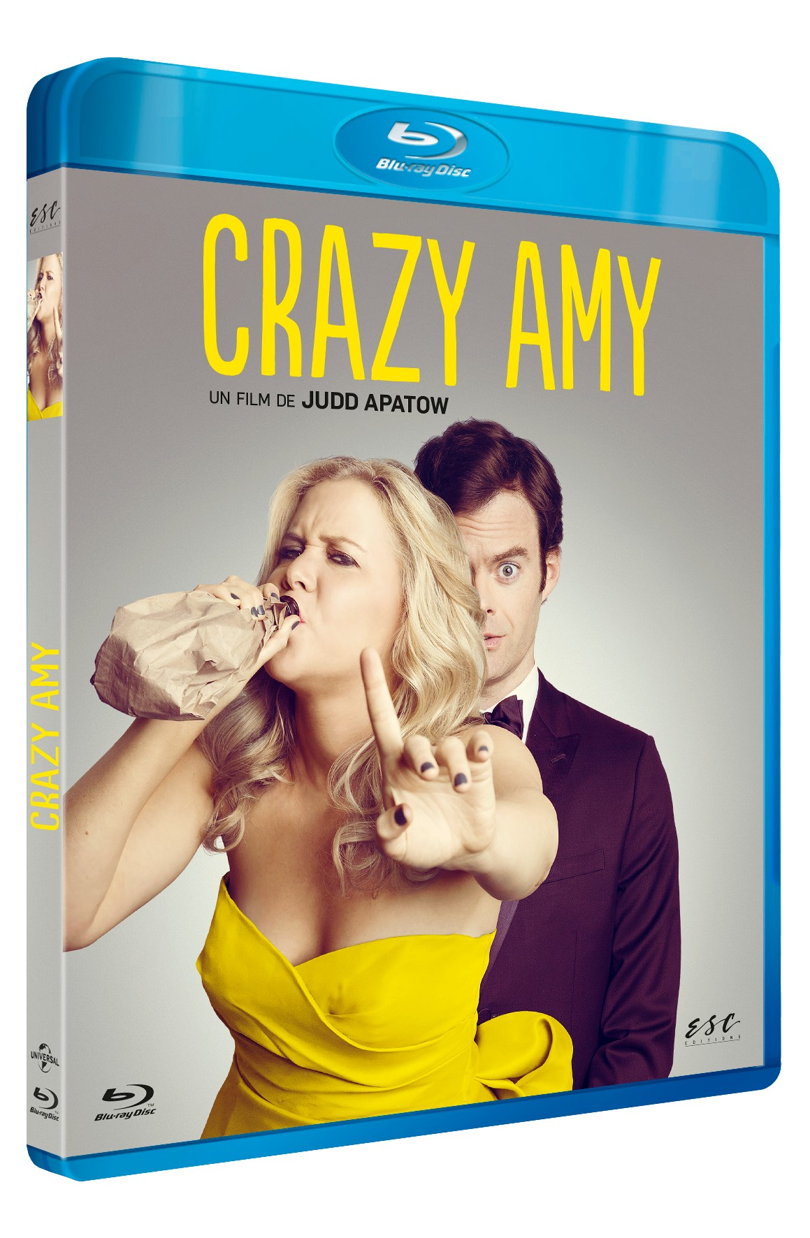 CRAZY AMY (TRAINWRECK) - BRD