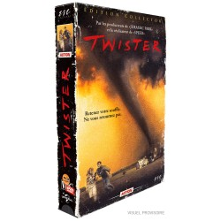 TWISTER - EDITION COLLECTOR VHS