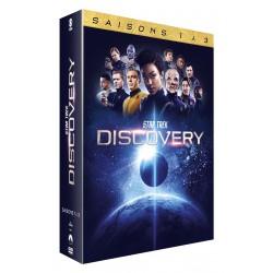 STAR TREK DISCOVERY SAISON 1 À 3