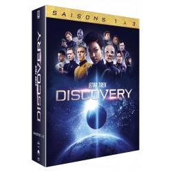 STAR TREK DISCOVERY SAISON 1 À 3 - BRD