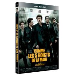 COMME LES 5 DOIGTS DE LA MAIN - COMBO DVD + BD - ÉDITION LIMITÉE