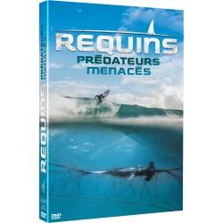 REQUINS PREDATEURS MENACES - DVD