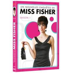 NOUVELLES ENQUÊTES DE MISS FISHER (LES) - SAISON 1 - 2 DVD