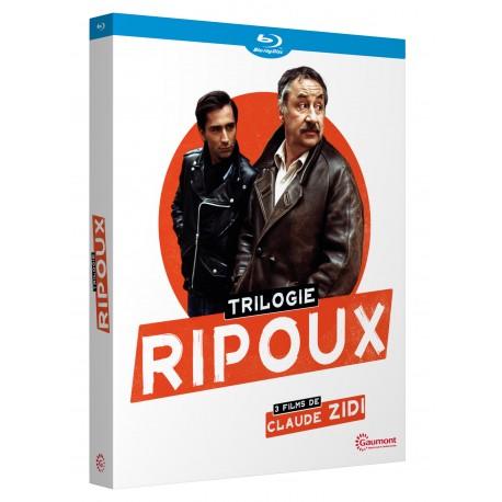 LES RIPOUX - TRILOGIE - BRD