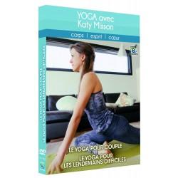 YOGA AVEC KATY MISSON - LE YOGA POUR COUPLE