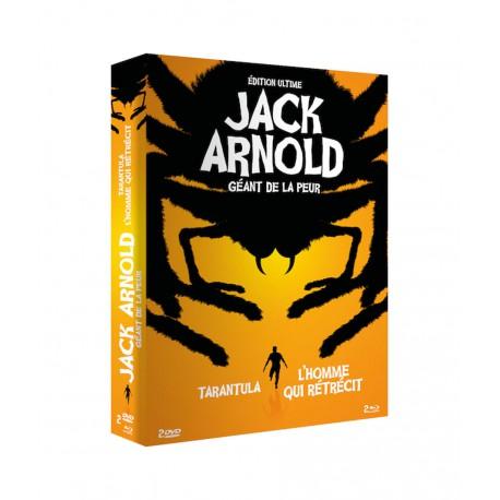 JACK ARNOLD - COFFRET 2 BLU-RAY