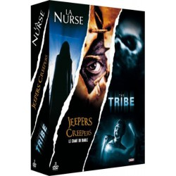COFFRET FRISSONS 3 DVD