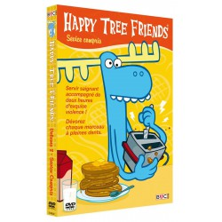 HAPPY TREE FRIENDS - SAISON 1, VOL. 2 : SEVICE COMPRIS