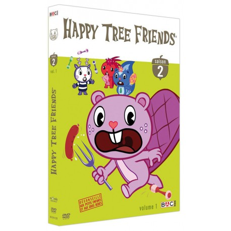 HAPPY TREE FRIENDS - SAISON 2, VOL. 1