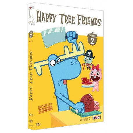 HAPPY TREE FRIENDS - SAISON 2, VOL. 2