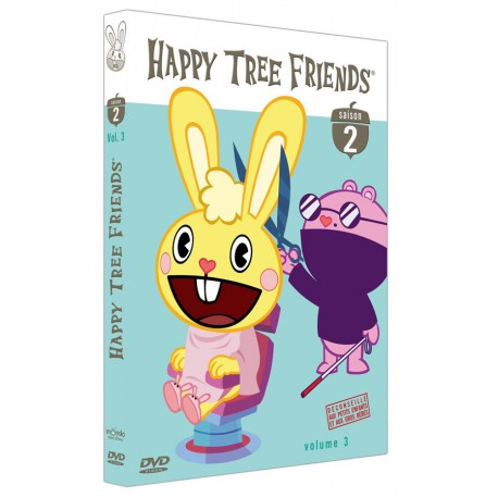HAPPY TREE FRIENDS - SAISON 2, VOL. 3