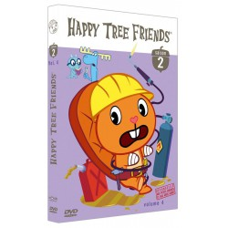 HAPPY TREE FRIENDS - SAISON 2, VOL. 4