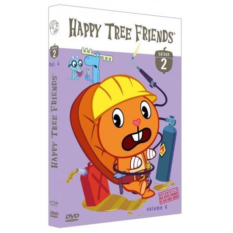 HAPPY TREE FRIENDS - SAISON 2, VOL. 4