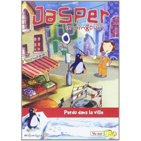 Jasper le pingouin vol 2 perdu dans la ville esc editions distribution - Jasper le pingouin ...