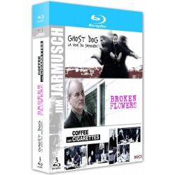 JIM JARMUSCH - COFFRET 3 BLU-RAY