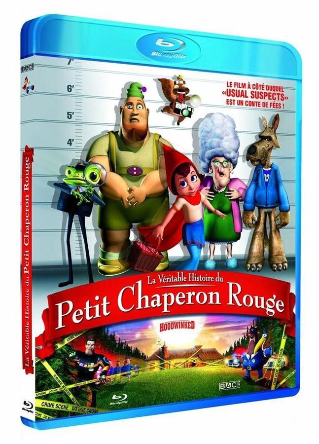 LA VERITABLE HISTOIRE DU PETIT CHAPERON ROUGE