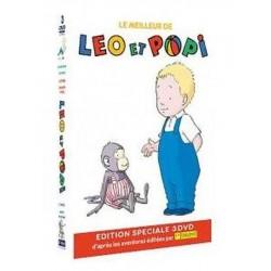 LE MEILLEUR DE LEO ET POPI - COFFRET 3 DVD