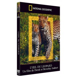 NATIONAL GEOGRAPHIC - L'OEIL DU LEOPARD