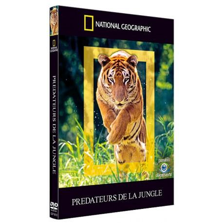 NATIONAL GEOGRAPHIC - PREDATEURS DE LA JUNGLE