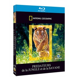 NATIONAL GEOGRAPHIC - PREDATEURS DE LA JUNGLE ET DE LA SAVANE - BRD