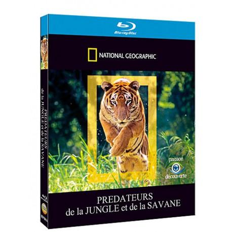 NATIONAL GEOGRAPHIC - PREDATEURS DE LA JUNGLE ET DE LA SAVANE